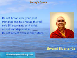 Great Swami Sivananda Quote |