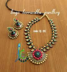 Linga terracotta jewellery. - Home | Facebook